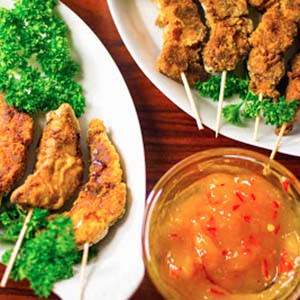 Recipe for oven fried Pangasius fingers
